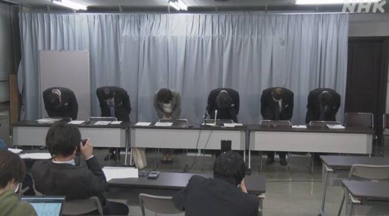 愛知県コロナ偽陽性で謝罪