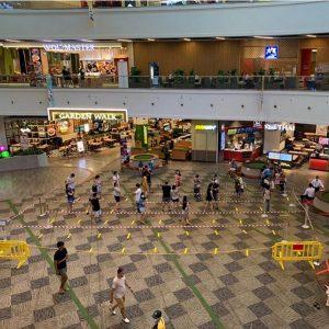 シンガポールの光景1