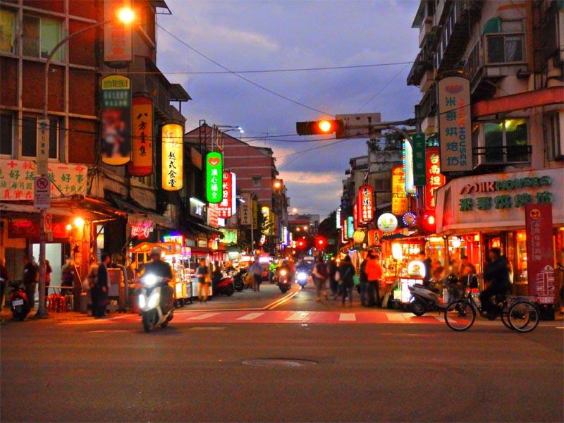 台湾の台北