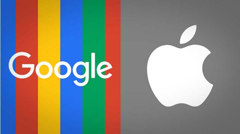 AppleとGoogle