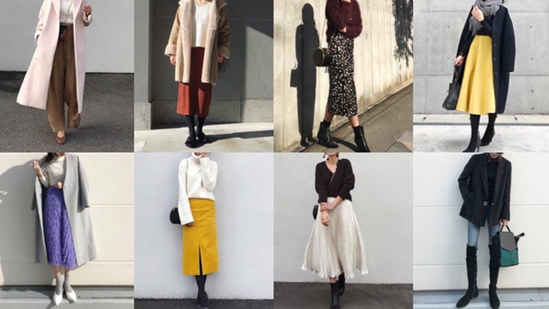 今年の冬流行するファッション