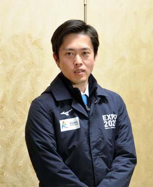 大阪府吉村知事