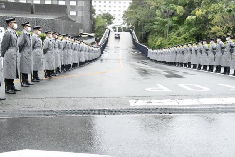 中曽根国葬