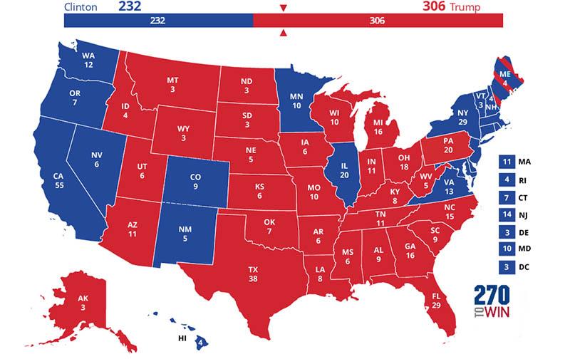 米国大統領選挙
