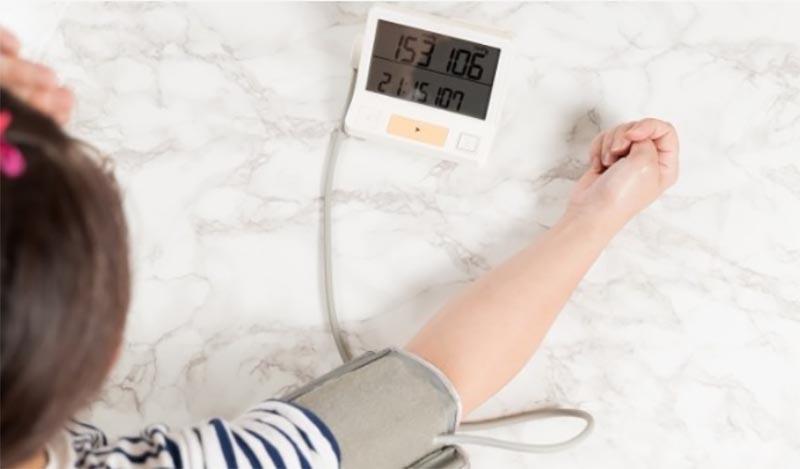 血圧を下げる