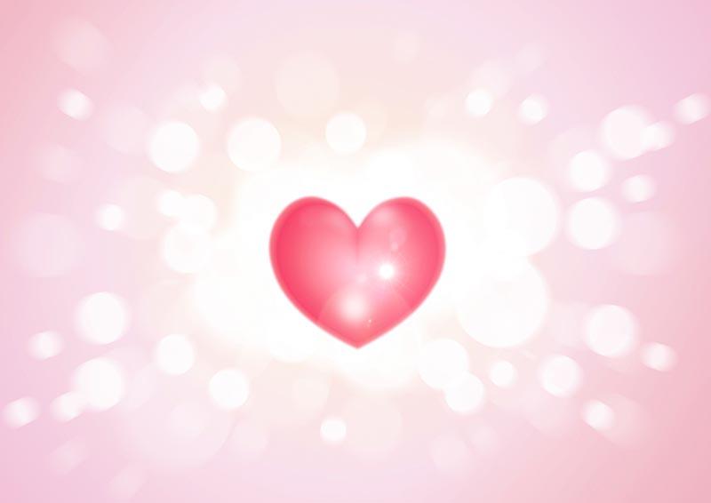軽い愛の波動