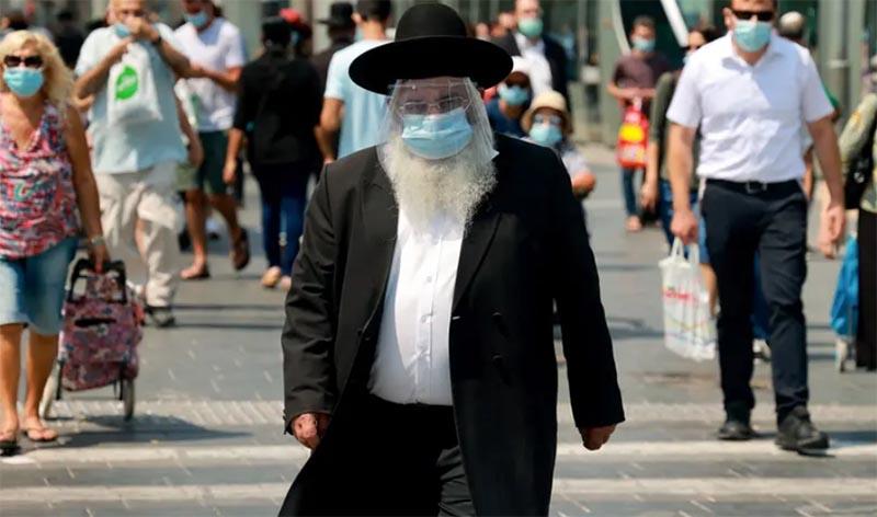イスラエルマスク着用細微無化