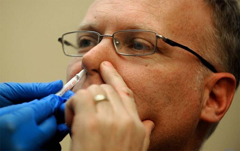 経鼻ワクチン