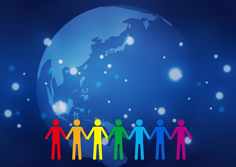 地球と人類