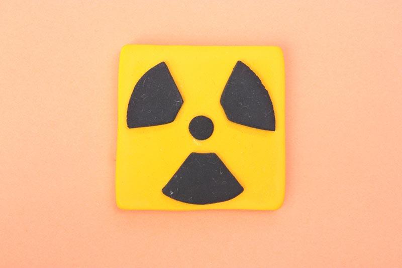 モデルナワクチンから放射能
